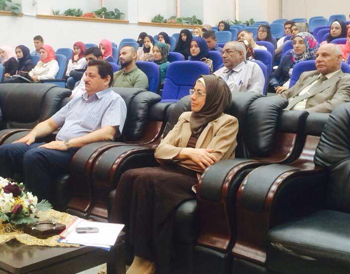 مشاركة في المؤتمر الدولي حول تطبيقات المعلوماتية الحيوية والأحصاء الحيوي في بحوث علم الجينوم لأمراض السرطان المقام في جامعة قطر بالتعاون مع جامعة تكساس التقنيةالأمريكيةوالصندوق القطري لرعايةالبحث العلمي