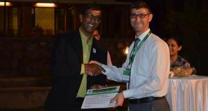 مشاركة الدكتور ياسين اسماعيل في ورشة عمل اقيمت في دولة الهند