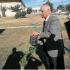 حملة تطوعية لزراعة الاشجار في حدائق جامعة النهرين