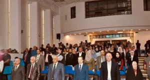 كلية التقنيات الاحيائية تحتفي بتتويج بغداد عاصمة الاعلام العربي
