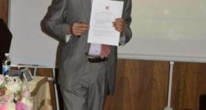 مشاركة في المؤتمر الوطني التنسيقي الثالث للسلامة والامن CBRN