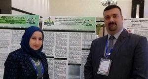التقنيات الاحيائية تشارك بعدة بحوث في مؤتمر جامعة الفلوجة العلمي الدولي الاول في بغداد