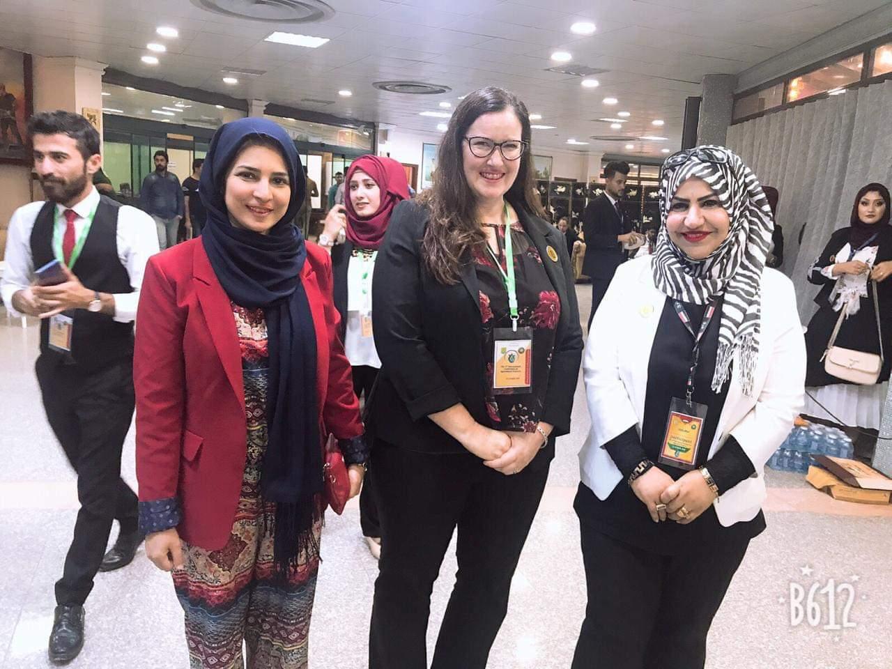 كلية التقنيات الاحيائية في ضيافة المؤتمر العلمي الدولي الثالث للعلوم الزراعية في جامعة البصرة